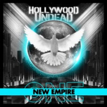 HOLLYWOOD UNDEAD - New Empire Vol. 1 / 1 CD