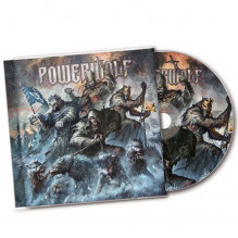 POWERWOLF - Best of The Blessed / 1 CD