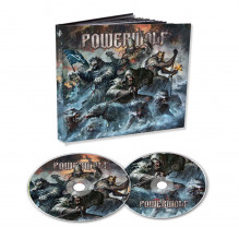 POWERWOLF - Best of The Blessed / Mediabook 2 CD / Limited