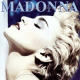 MADONNA - TRUE BLUE / CLEAR VINYL