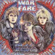 WARFARE - Metal Anarchy / 1 LP / Clear / 140 Gr.
