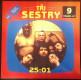 TŘI SESTRY - 25:01/ VINYL / LP