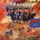 SAXON - DOGS OF WAR / ORANGE VINYL